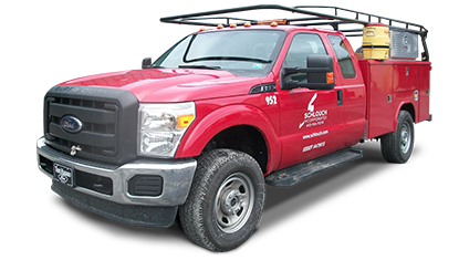 Construction Solutions by Reading Truck Body