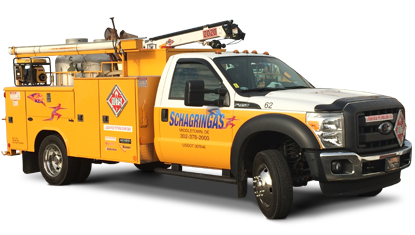 Oil & Gas Solutions by Reading Truck Body