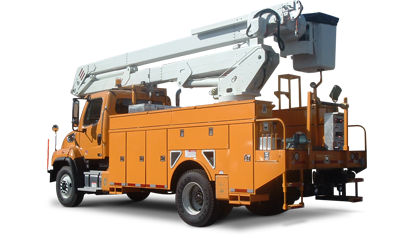 Utility Solutions by Reading Truck Body