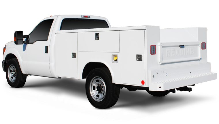 Reading Utility Body >> Dependable Truck Service Bodies Reading Truck Body