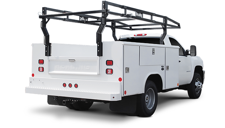 Square Box Utility Truck Beds