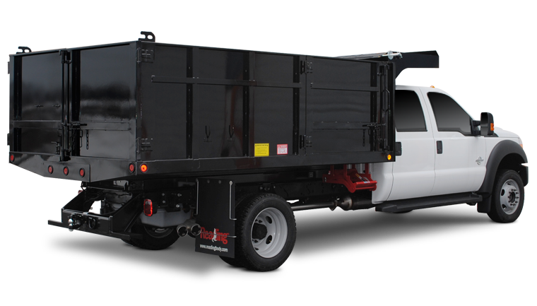 Reading Utility Body >> Landscaper SL Truck Body | Reading Truck Body