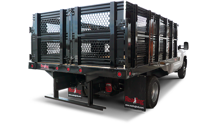 Understanding Commercial Truck Chassis Reading Truck Body