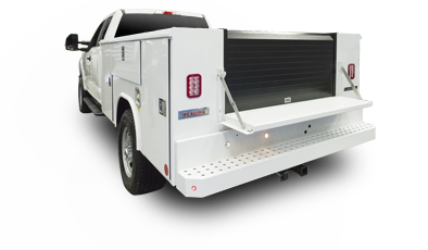 Retractable Utility Bed Cover (RUBC)