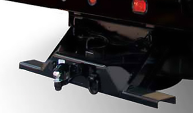 ICC Bumper/ Pintle Hook Hitch