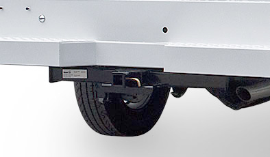 Tow Hitch - Service Body