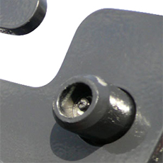 Tailgate Latch Pins