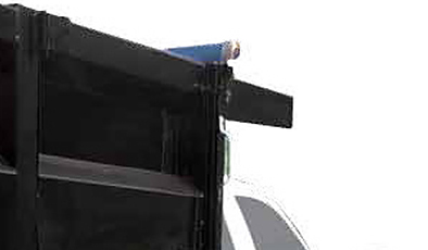 Fully Welded Cab Guard