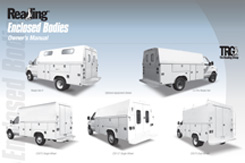 Enclosed Bodies Owners Manual