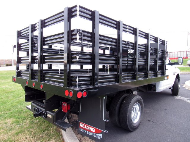 How To Spec The Right Stake Body Reading Truck Body