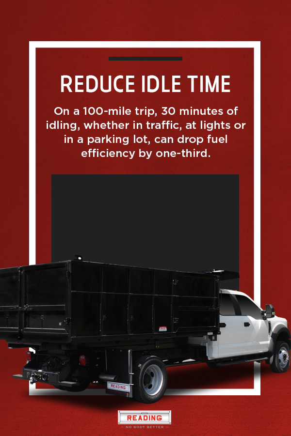 Reduce Idle Time