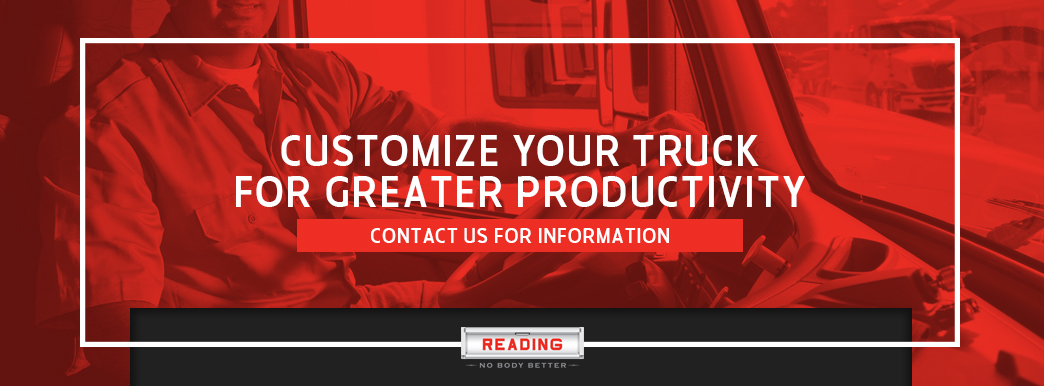 Customize Your Truck for Greater Productivity