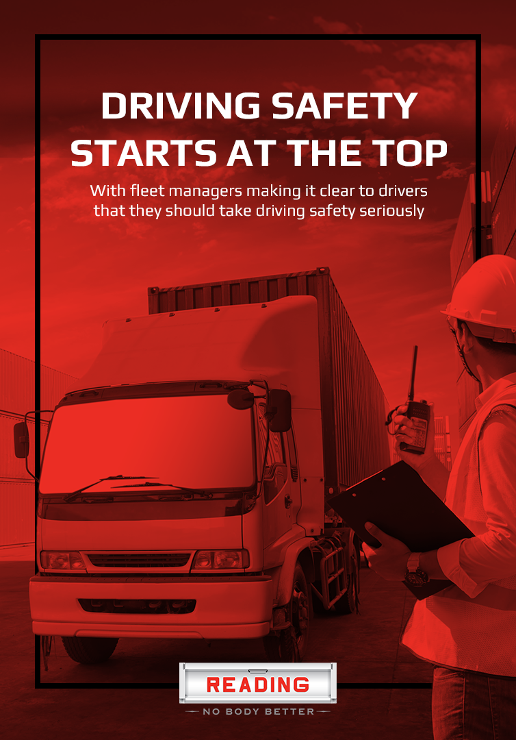 Driving Safety Starts at the Top
