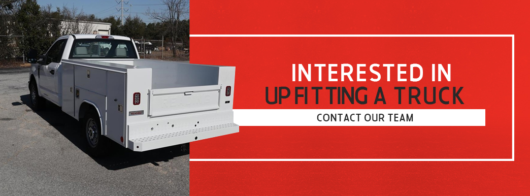 Contact Reading Truck Body for Truck Upfitting
