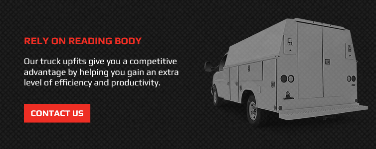 Contact Reading Truck Body