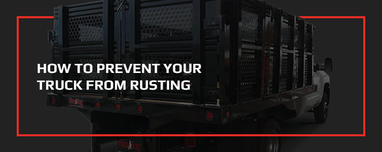 Reading Truck: How to Prevent Your Truck From Rusting